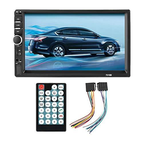 Qii lu 7 zoll 2Din 800 * 480 HD Auto Multimedia MP5 Spieler FM Stereo Radio Video Player Unterstützung BT/USB/SD karte (Multimedia-player Mp5)