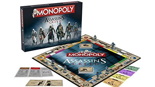 Board Game - Assassin's Creed Monopoly Board Game