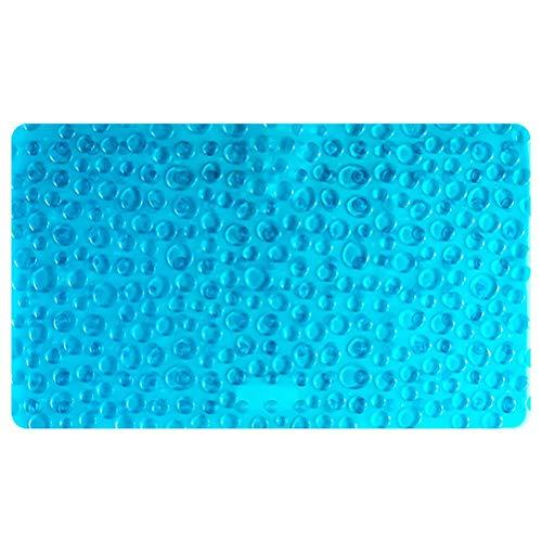 VROSE FLOSI Bad Rutschfeste Matte quadratische Kopfsteinpflaster Dusche Sicherheitsmatten PVC Mildew beständig (Kopfsteinpflaster Bad-teppiche)