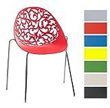 La sedia cucina FAITH si contraddistingue per le sue linee di design e per il look tuttavia versatile e facilmente abbinabile. La sedia bar gioca sul design e i materiali resistenti, per offrirti un complemento di arredo ideale per esterno e ...