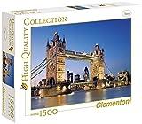 Clementoni - Puzzle 1500 Pzas Puente De Londres