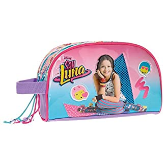Neceser doble compartimento adaptable a trolley Soy Luna