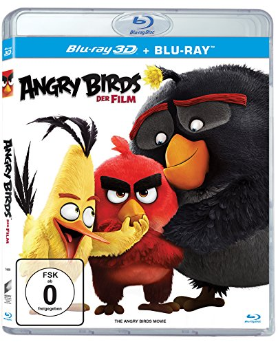 Angry Birds - Der Film (3D Version) [3D Blu-ray] Angry Birds-der Film
