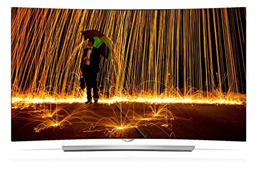 LG 55EG9209 139 cm (55 Zoll) Curved OLED Fernseher (Ultra HD, Triple Tuner, 3D, Smart-TV)