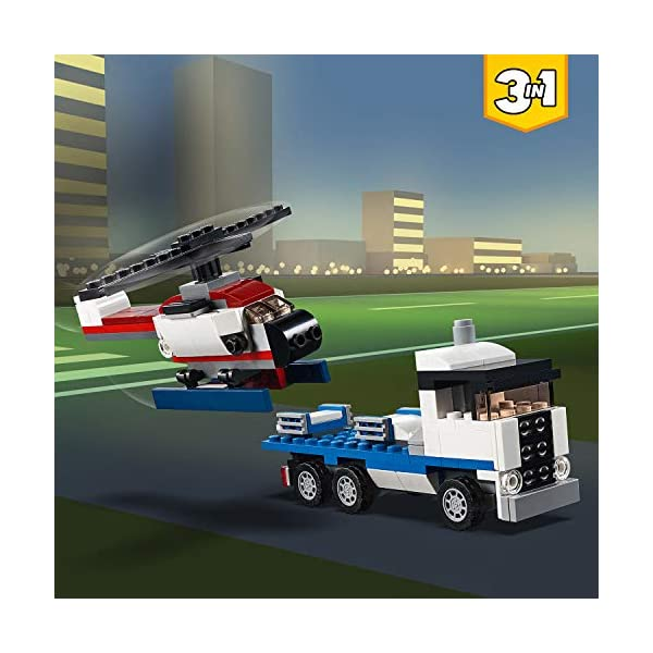 LEGO Creator - Trasportatore di shuttle, 31091 4 spesavip