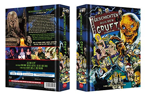 Limited Collector's Edition Mediabook Cover C [Blu-ray]