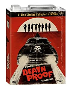 Death Proof - Todsicher (Collector's Edition) [Limited Edition] [2 DVDs]