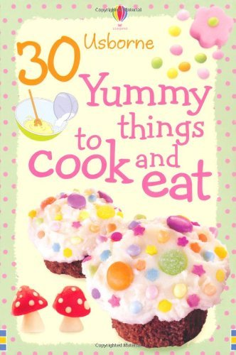 30 Yummy Things to Make and Cook (Usborne Cookery Cards) by Gilpin, Rebecca (February 23, 2007) Cards
