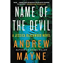 Name of the Devil: A Jessica Blackwood Novel by Andrew Mayne (2015-07-07)