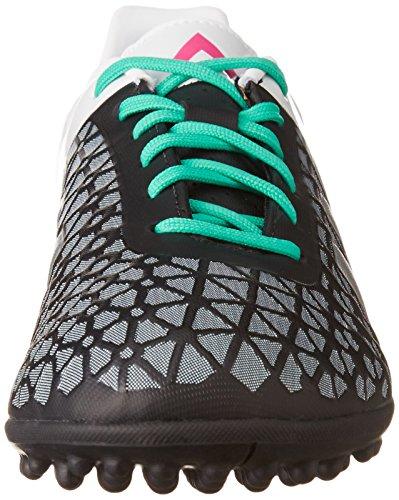adidas Ace 15.3 Tf, Herren Fußballschuhe Training schwarz/silber/weiß