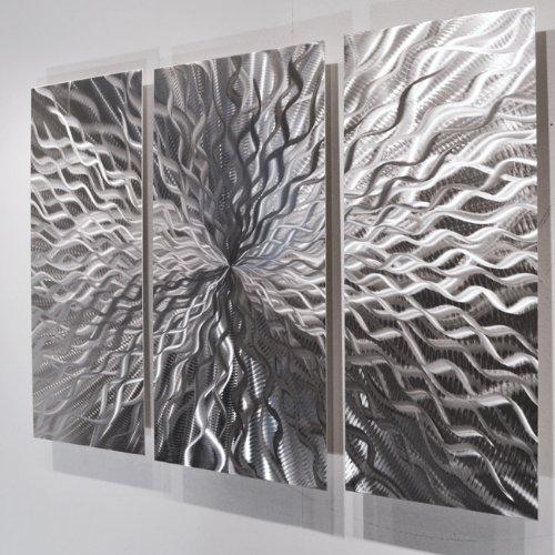 dv8-studio-lot-de-3-tableaux-cosmic-energy-argente