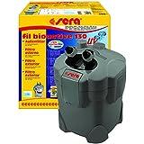 sera 30602 fil bioactive 130 + UV - Aussenfilter fürs Aquarium bis 130 l mit integrierten 5 Watt UV-C (reduziert Krankheitserreger, Parasiten und Algenwuchs)