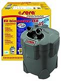 SERA Fil Bioactive Filtre extérieur pour Aquarium avec Lampe UV-C de 5 W intégrée (réduit Les Risques de Maladies, Les parasites et la Croissance des algues)