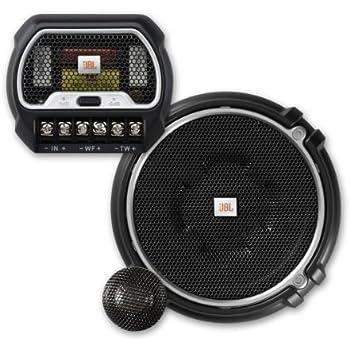 JBL GTO 508 C Système de composants auto Hifi à 2 voies 13 cm /165 Watt / 91 dB Noir