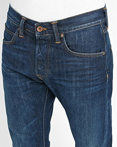Edwin ED-55 Relaxed Tapered jean blue coal wash