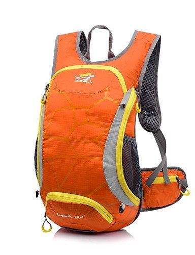 HWB/ 8 L Tourenrucksäcke/Rucksack / Travel Organizer Legere Sport Draußen Wasserdicht / Schnell abtrocknend / tragbar / Atmungsaktiv andere Orange