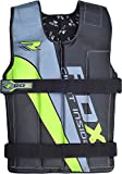 RDX Adjustable Weighted Vest Crossfit Fitness Weight Jacket Training Workout Excercise