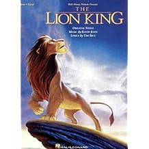 Lion King Vocal Selections Pvg -Album-: Noten für Gesang, Klavier (Gitarre) (Music)
