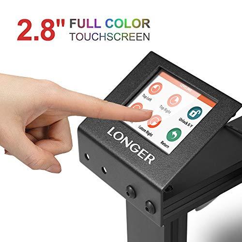 Longer LK4 3D Drucker Aluminium DIY mit Resume Printing Funktion 220x220x250mm - 2