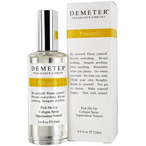 Demeter Demeter ananas Cologne Spray 4 oz