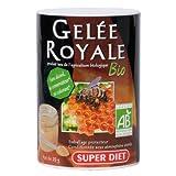 Super diet - Gelée royale pure - pot 25 g - Pleine forme et résistance