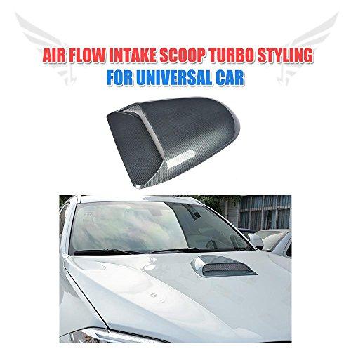 Universal Auto dekorative Air Flow Lufteinlass Lufthutze Öffnung Motorhaube,