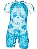 Boo 4BB2 maillot de bain anti-uV pour enfant Bleu Bleu