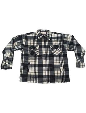 i-smalls Ltd -  Camicia Casual  - Classico  - Maniche lunghe  - Uomo
