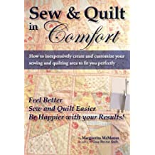 Sew and Quilt in Comfort