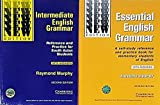 #2: Cambridge Essential + Intermediate English Grammar (Set of 2 Books with Answers)