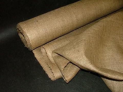 Pandoras upholstery tissu d'ameublement toile de jute de qualité 10