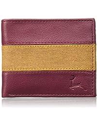 Parx Khaki Men's Wallet (XZLW00168-H5)