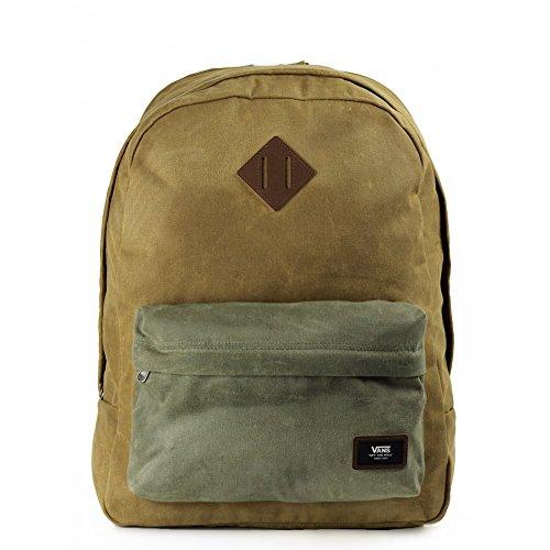 VANS Old Skool Plus Backpack Tapenade/Grape School bag V002TMQGG VANS Bags
