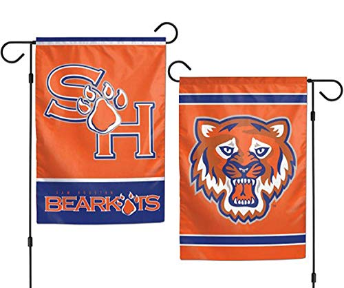 ASKYE Sam Houston State University Bearkats Garden Flag Licensed NCAA for Party Outdoor Home Decor(Size: 12.5inch W X 18 inch H) -