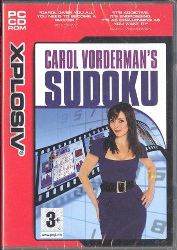 Carol Vorderman's Sudoku Xplosiv - PC - UK
