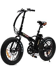 addmotor® motan M 150E pliable à vélo pliant Bike Vélo électrique 500W 48V bafang arrière Moteur 10.4Ah Samsung Batterie Lithium Fat Tire