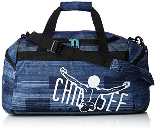 Chiemsee Unisex-Erwachsene Matchbag Medium Umhängetasche, Blau (Keen Blue), 27 x 28 x 56 cm