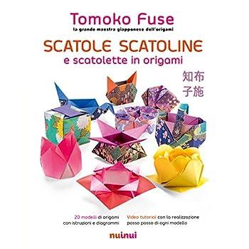 Scatole, Scatoline E Scatolette In Origami. Ediz. A Colori