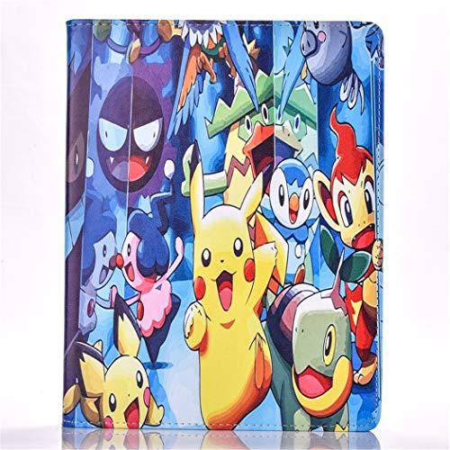 Zakao Schutzhülle für iPad Mini 3 2 1, Zakao Cartoon, niedlich, PU-Leder, leicht, stoßfest, für Kinder #43 (3 Kitty Ipad Mini Cover Hello)