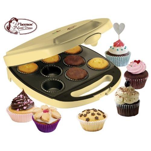 51hvnahg2mL. SS500  - Bestron DKP2828 Cup-cake maker