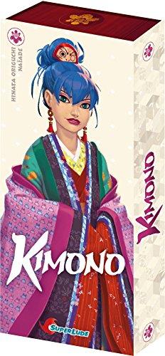 Superlude-Juego de Tablero-Kimono, sl7107