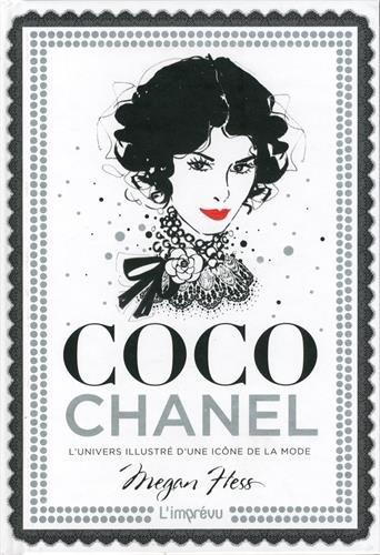 Coco Chanel : L'univers illustré d'une icône de la mode par Megan Hess