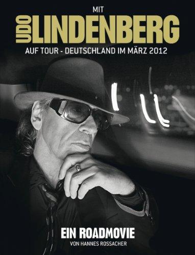 Udo Lindenberg - Mit Udo Lindenberg auf Tour - Deutschland im März 2012  (+ CD) [2 DVDs] hier kaufen