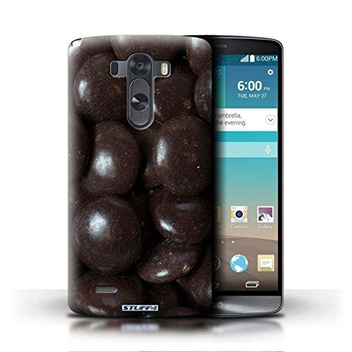 Kobalt® Imprimé Etui / Coque pour LG G3/D850/D855 / Minstrels conception / Série Bonbons Minstrels