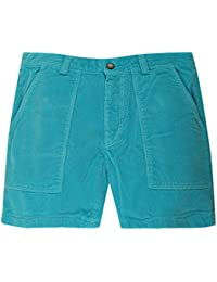 Gant by Michael Bastian Hommes Shorts Turquoise The MB Greg Cord Shorts 21995-407