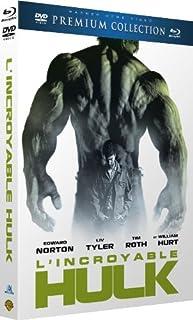 L'Incroyable Hulk [Combo Blu-ray + DVD] (B0089LX8J2) | Amazon price tracker / tracking, Amazon price history charts, Amazon price watches, Amazon price drop alerts