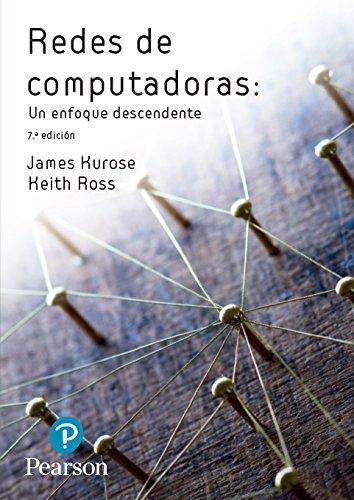 Redes de computadoras por James Kurose