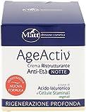 Matt AgeActiv Crema Ristrutturante Antirughe Notte - 50 ml