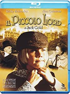 Le Petit Lord Fauntleroy / Little Lord Fauntleroy (1980) [ Origine Italienne, Sans Langue Francaise ] (Blu-Ray)