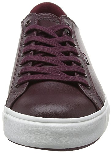 Kickers Tovni Lacer, Sneakers basses homme Rouge